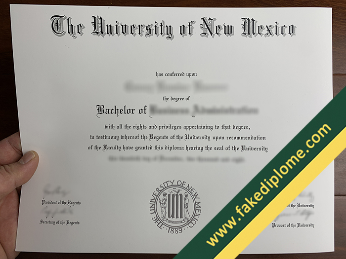 fake University of New Mexico diploma, University of New Mexico fake degree, fake University of New Mexico certificate