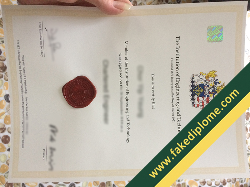 fake Institution of Engineering and Technology diploma, Institution of Engineering and Technology fake certificate, buy fake degree