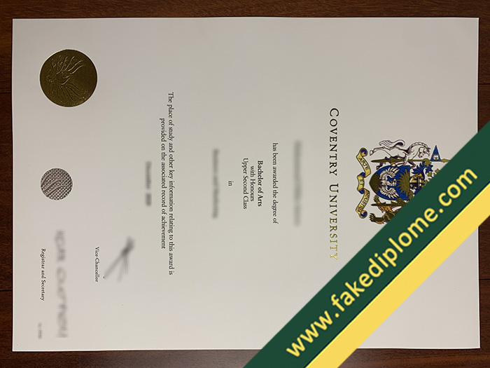 Coventry University fake diploma, Coventry University fake degree, Coventry University fake certificate