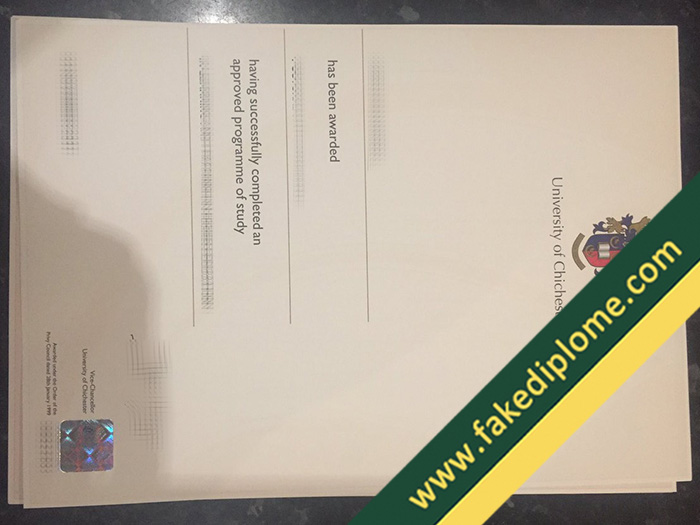 University of Chichester FAKE DIPLOMA, University of Chichester fake degree, University of Chichester fake certificate